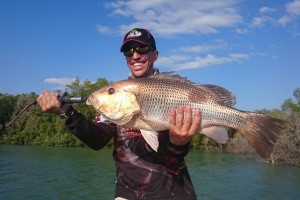 Kakadu Fishing
