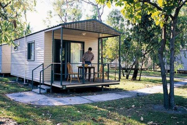 Cabins in Jabiru