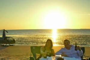 Romantic Sunset Getaway